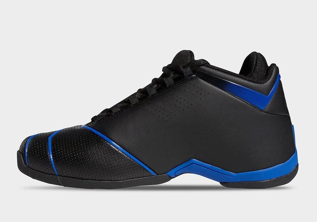 adidas T-Mac 2.0 EVO Black Royal FX4992 Release Date Info