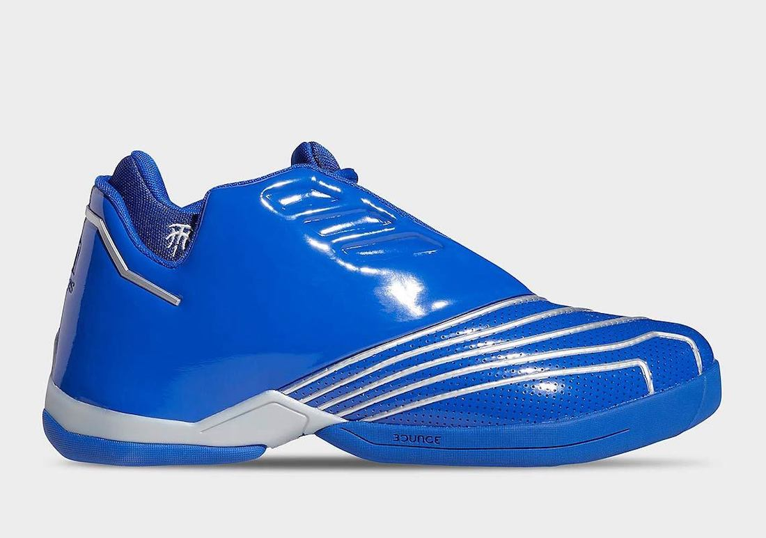 adidas T-Mac 2 EVO All-Star Blue FX4064 Release Date Info