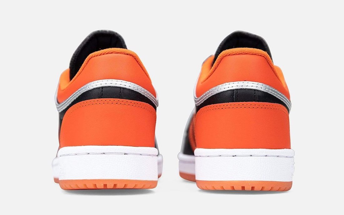 adidas Top Ten Black Orange FY3531 Release Date Info