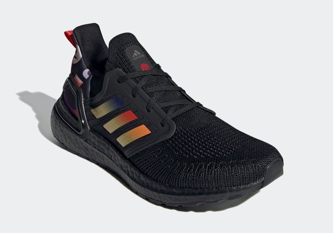 adidas Ultra Boost 2020 Chinese New Year 2021 GZ8988 Release Date Info
