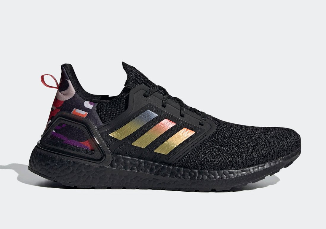 adidas Ultra Boost 2020 Chinese New Year 2021 GZ8988 Release Date ...