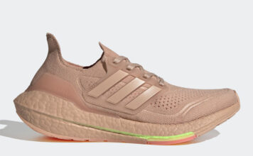 adidas Ultra Boost 2021 Ash Pearl FY0391 Release Date Info
