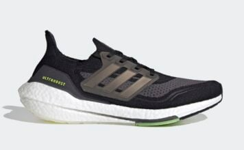 adidas Ultra Boost 2021 Black Solar Yellow FY0374 Release Date Info