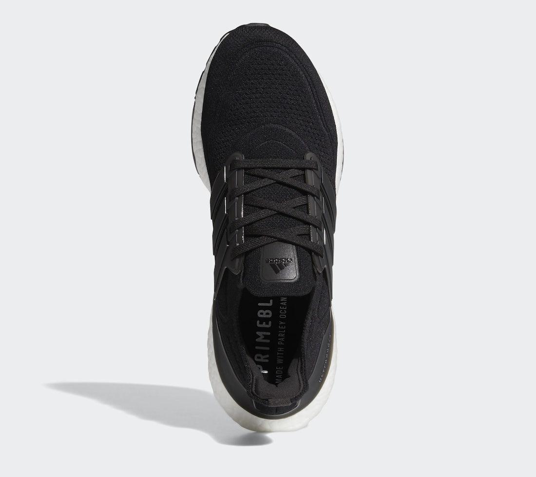 adidas Ultra Boost 2021 Core Black FY0378 Release Date Info