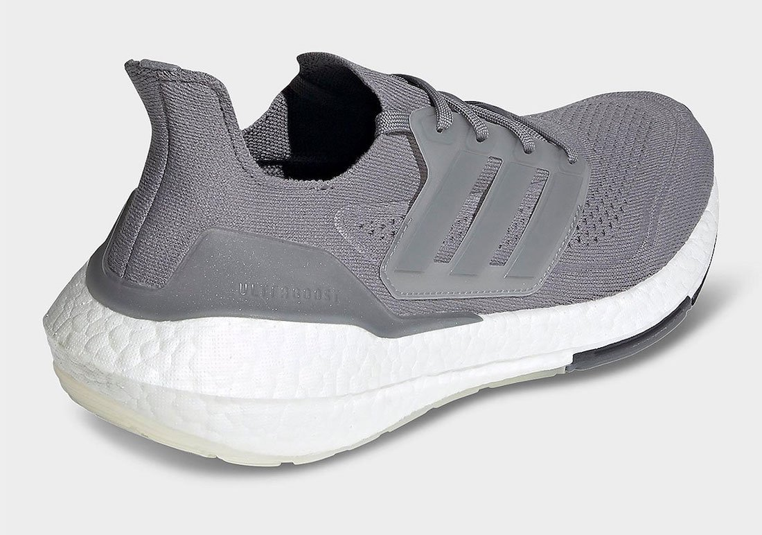adidas Ultra Boost 2021 Grey FY0381 Release Date Info