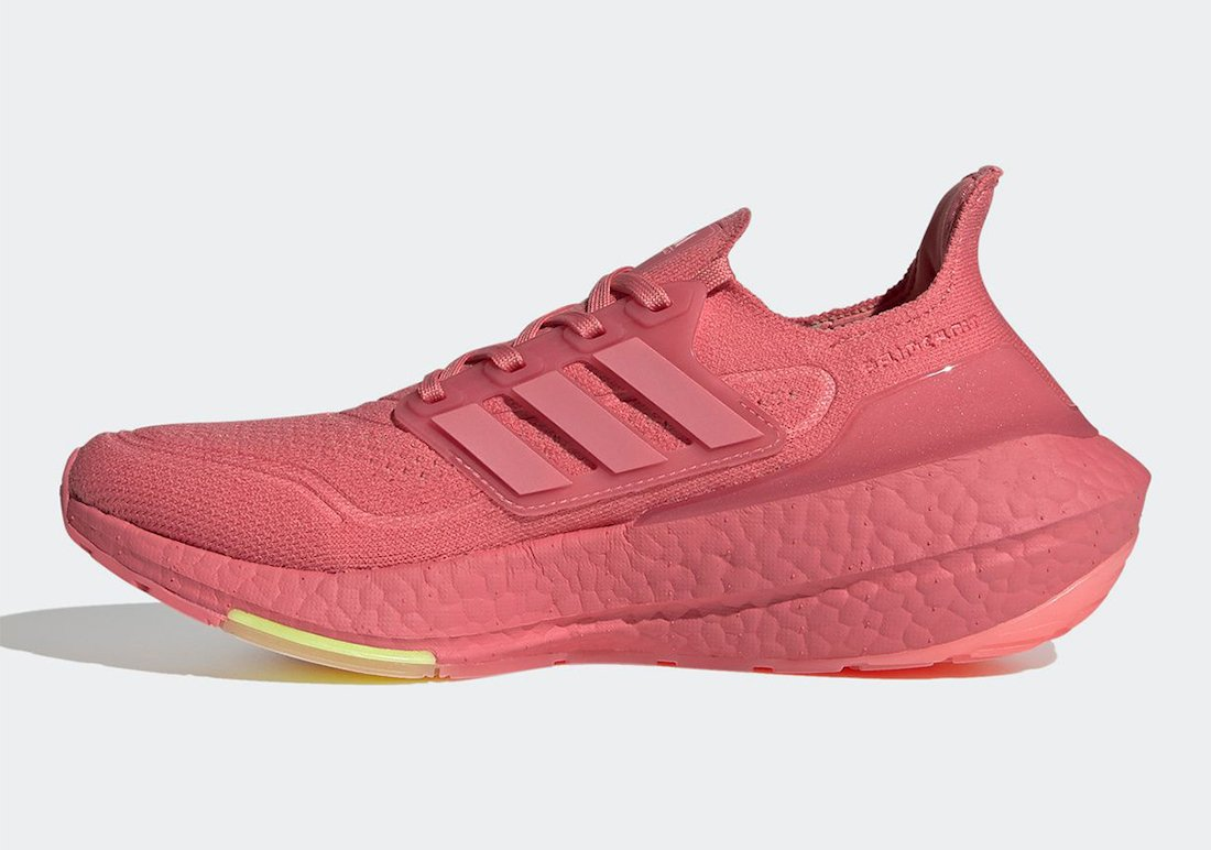 adidas Ultra Boost 2021 Hazy Rose FY0426 Release Date Info