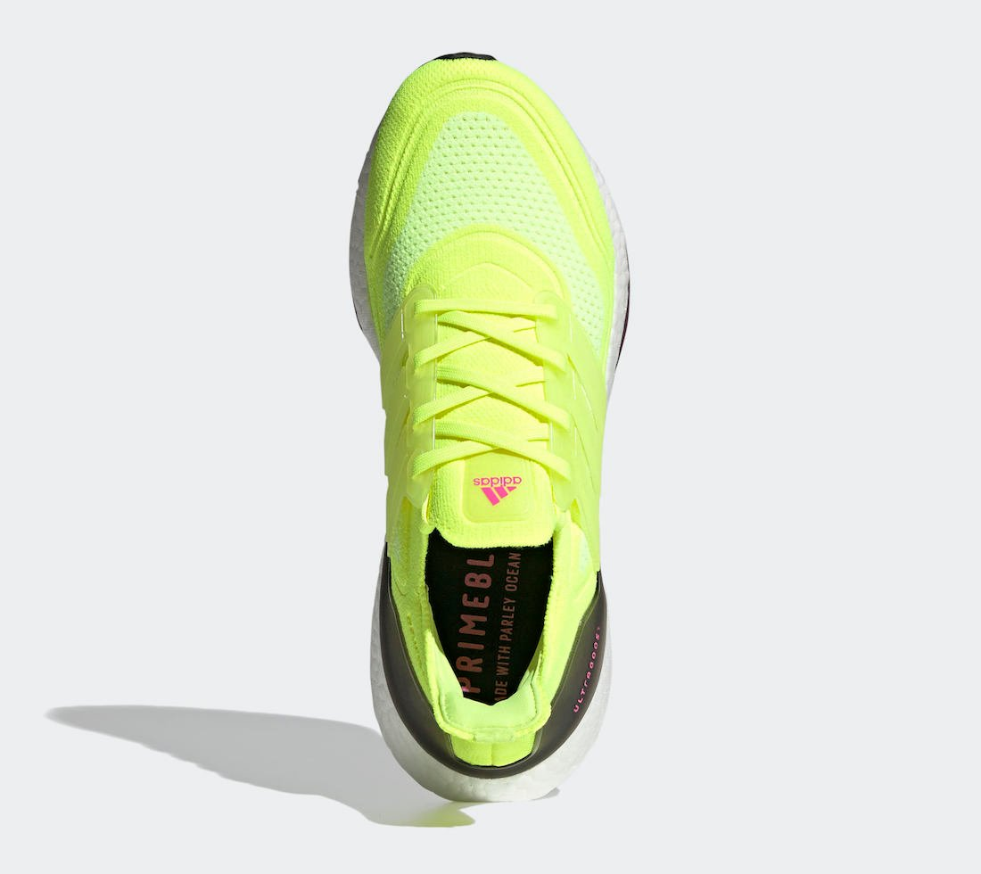 adidas Ultra Boost 2021 Solar Yellow FY0373 Release Date Info