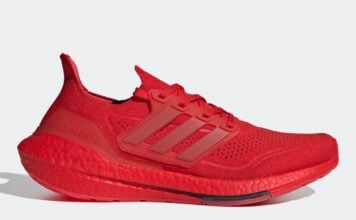 adidas Ultra Boost 2021 Vivid Red FZ1922 Release Date Info