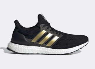 adidas Ultra Boost 4.0 DNA Black Gold FY9316 Release Date Info