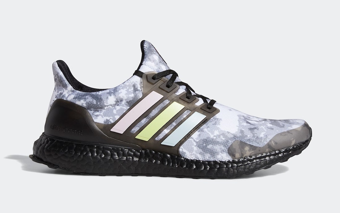 adidas Ultra Boost Available in 'Black Sky Tint'