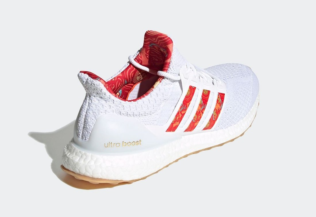 adidas Ultra Boost DNA Chinese New Year GW7659 Release Date Info
