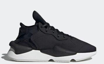 adidas Y-3 Kaiwa Black White FZ4327 Release Date Info