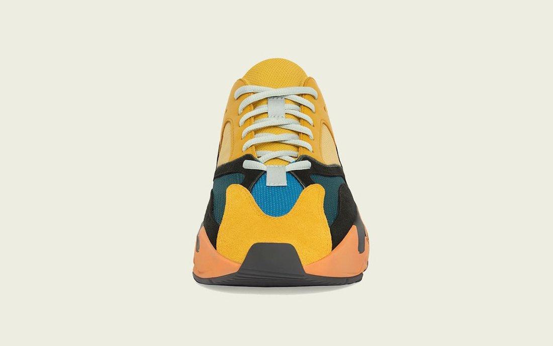 adidas Yeezy Boost 700 Sun GZ6984 Release Date