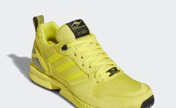 adidas ZX 5000 Bright Yellow FZ4645