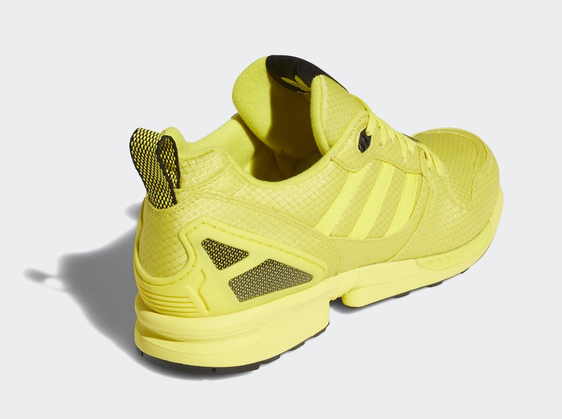 adidas ZX 5000 Torsion Yellow FZ4645 Release Date Info