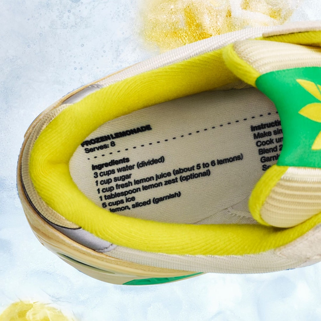 adidas ZX 8000 Frozen Lemonade H68010 Release Date Info