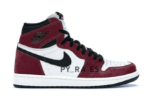 Air Jordan 1 Burgundy Crush Release Date Info