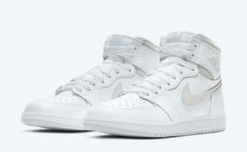 Air Jordan 1 High 85 Neutral Grey BQ4422-100 Release Date Price