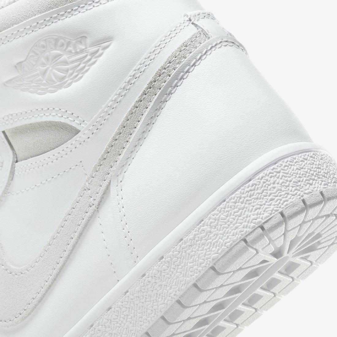 Air Jordan 1 High 85 Neutral Grey BQ4422-100 Release Date Price