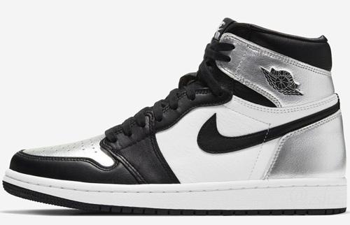 Air Jordan 1 High OG Silver Toe Release Date