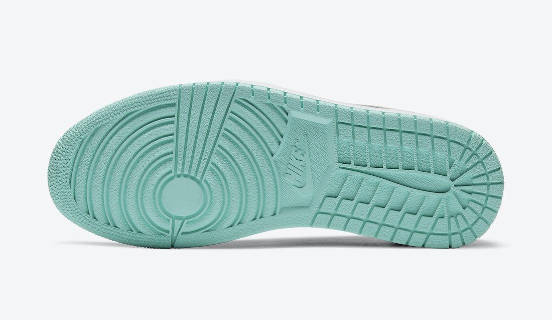 Air Jordan 1 Low SE Tropical Twist CK3022-301 Release Date Info