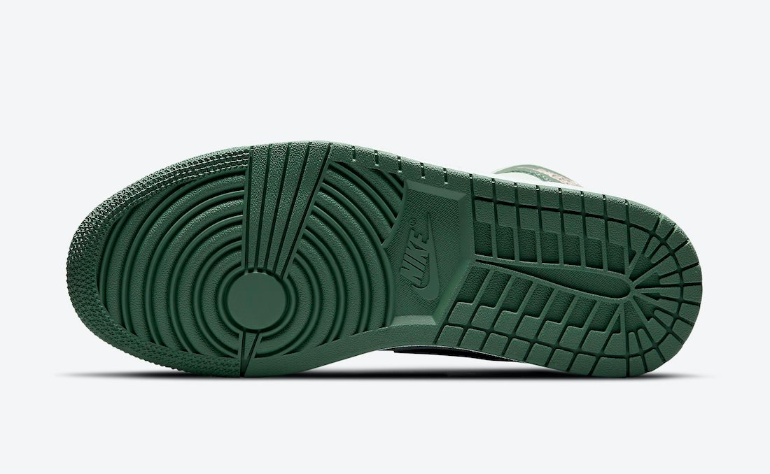 Air Jordan 1 Mid SE Dutch Green CZ0774-300 Release Date Info