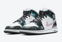 Air Jordan 1 Mid SE GS Take Flight BQ6931-114 Release Date Info