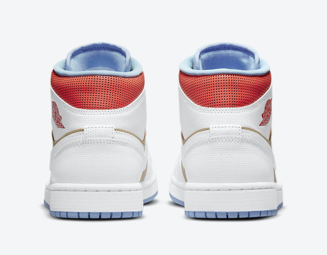 Air Jordan 1 Mid SE Sesame CZ0774-200 Release Date Info