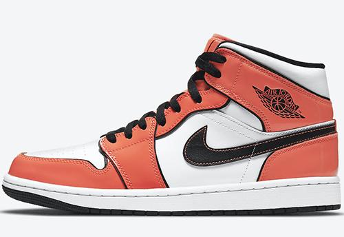 Air Jordan 1 Mid Turf Orange Release Date
