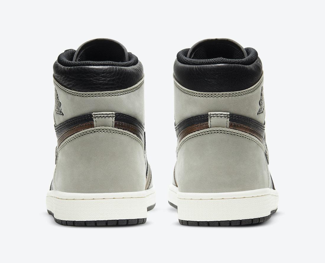 Air Jordan 1 Patina 555088-033 Release Date