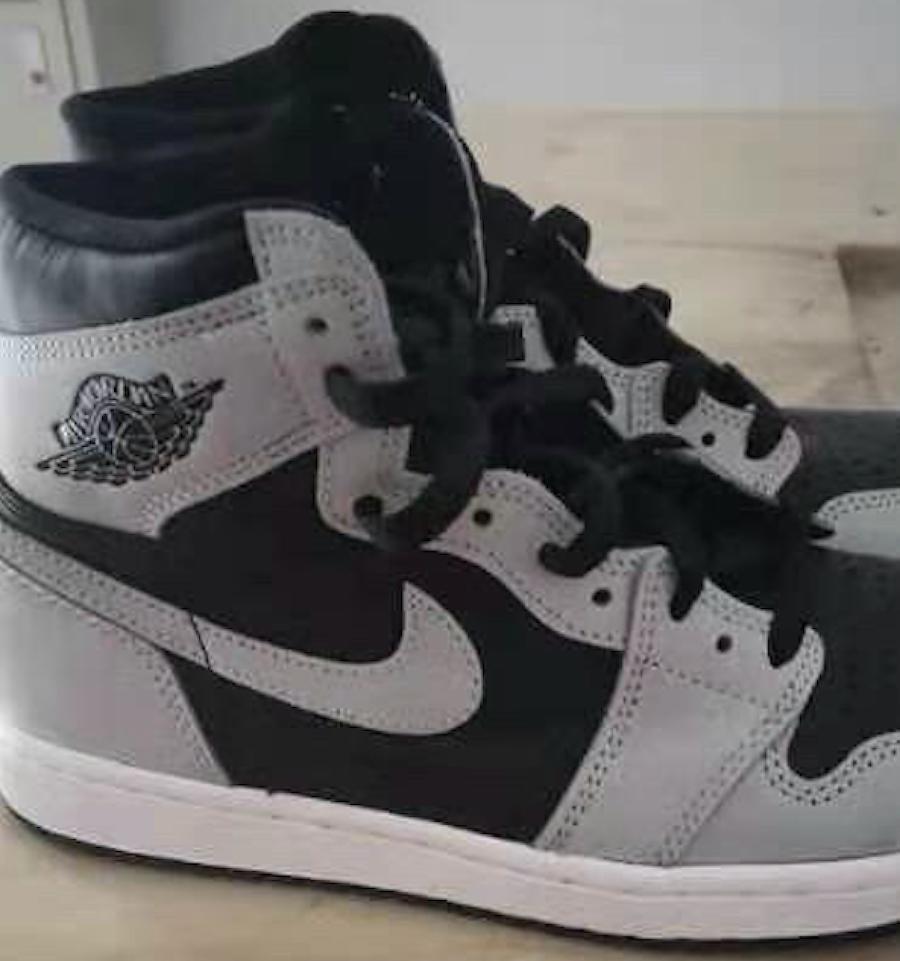 Air Jordan 1 Shadow 2.0 Release 555088-035
