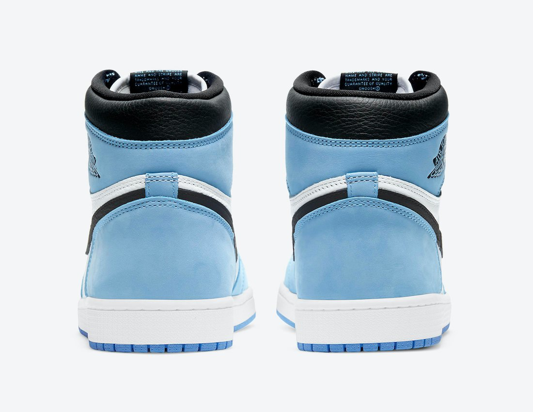 Air Jordan 1 University Blue 555088-134 Release Info Price