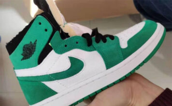 Air Jordan 1 Zoom CMFT Stadium Green CT0978-300 Release Date Info