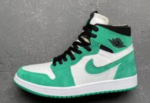 Air Jordan 1 Zoom Comfort Stadium Green CT0978-300 Release Date