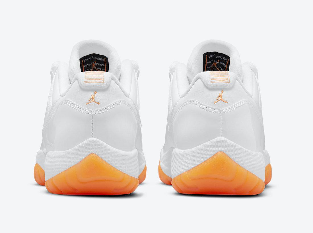 Air Jordan 11 Low Citrus AH7860-139 Release Date