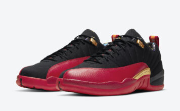 Air Jordan 12 Low Super Bowl DC1059-001 Release Date Price