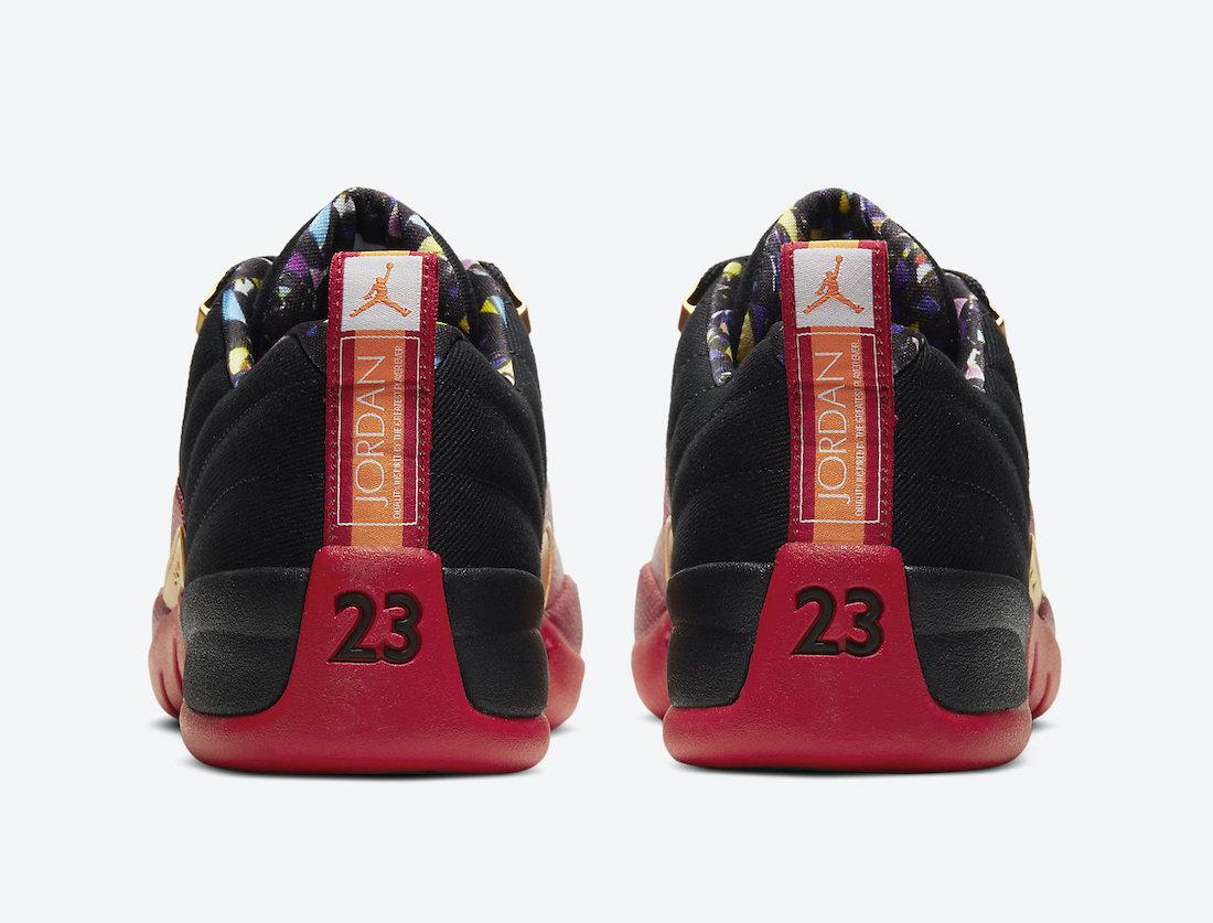 Air Jordan 12 Low Super Bowl DC1059-001 Release Date Price