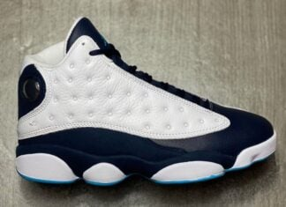 Air Jordan 13 Dark Powder Blue Obsidian 414571-144 Release Date