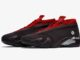 Air Jordan 14 Low WMNS Black Metallic Silver Gym Red DH4121-006 Release Date Info