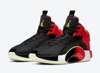 Air Jordan 35 Chinese New Year DD2234-001 Release Date Info