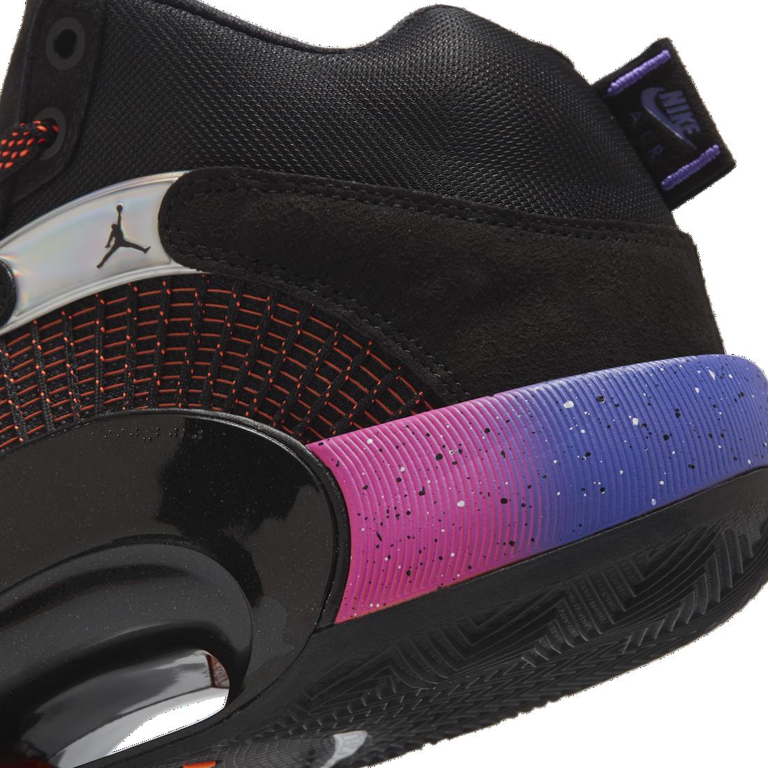 Air Jordan 35 Sunset CQ4228-004 Release Date Info