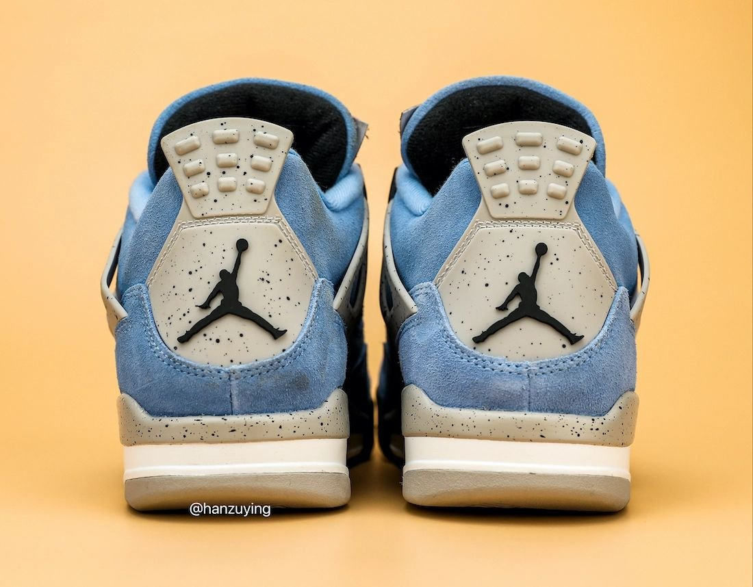 Air Jordan 4 SE UNC University Blue CT8527-400 Release Info