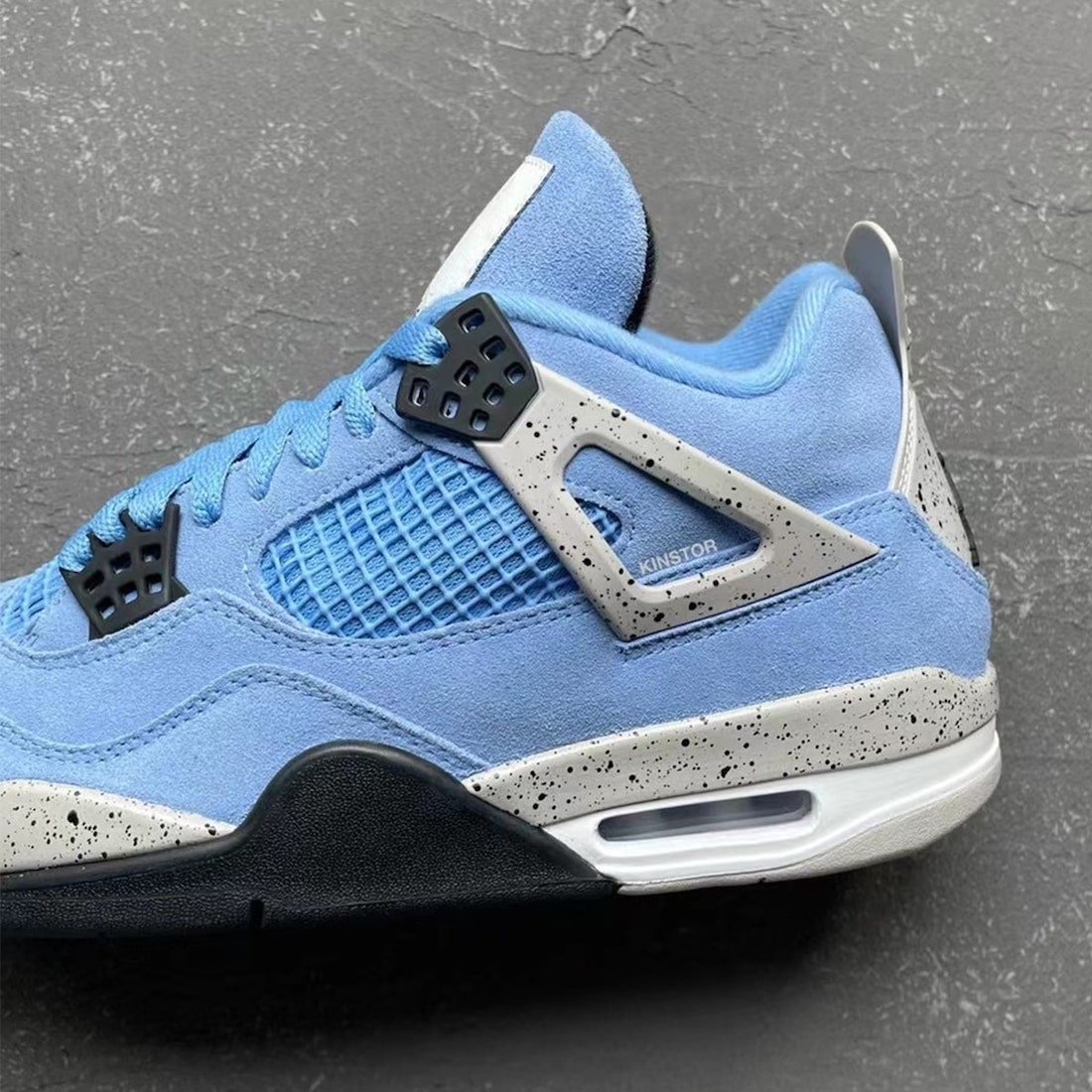 Air Jordan 4 University Blue Release Date CT8527-400