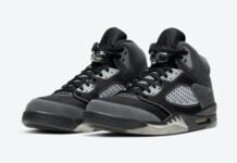 Air Jordan 5 Anthracite DB0731-001 Release Info Price