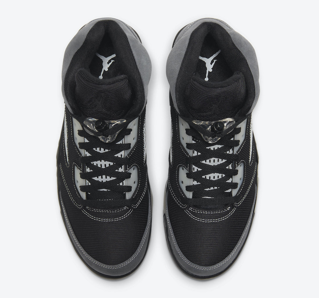 Air Jordan 5 Anthracite DB0731-001 Release Info Price