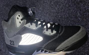 Air Jordan 5 Anthracite Release Info DB0731-001