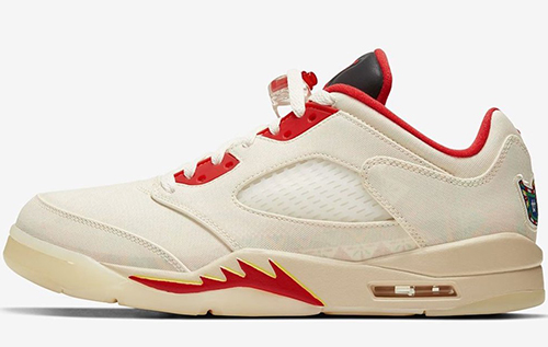 Air Jordan 5 Low CNY Chinese New Year Release Date