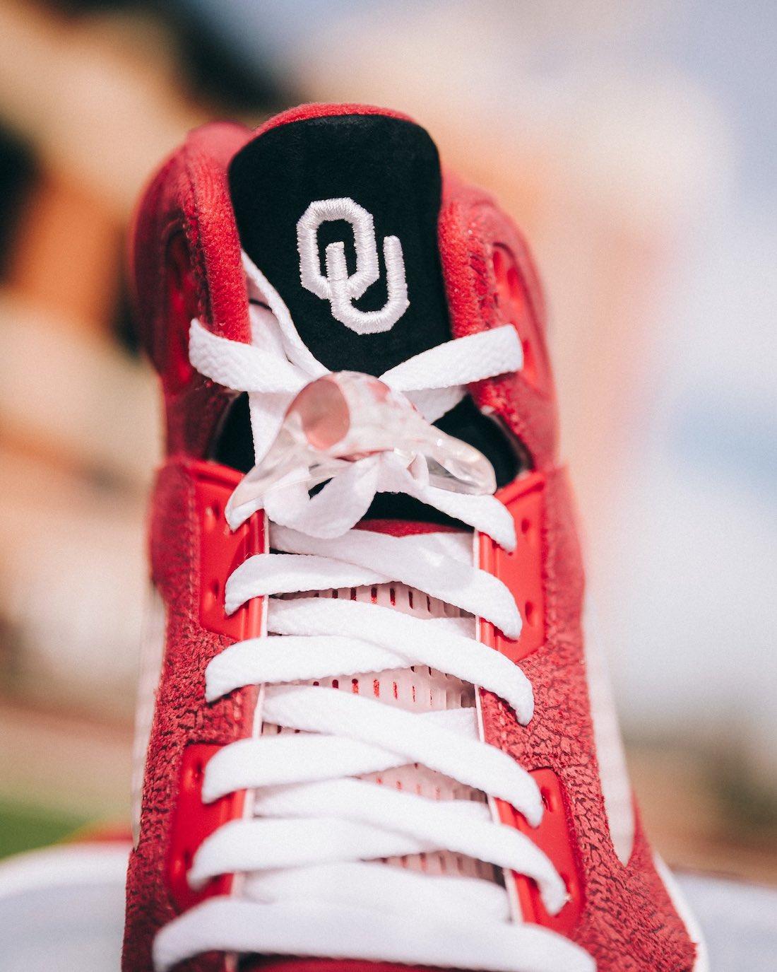 Air Jordan 5 Oklahoma Sooners PE