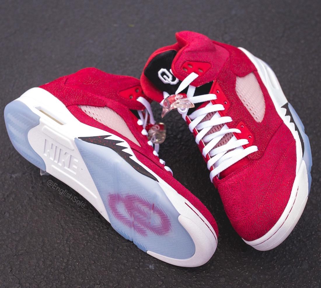 Air Jordan 5 Oklahoma PE