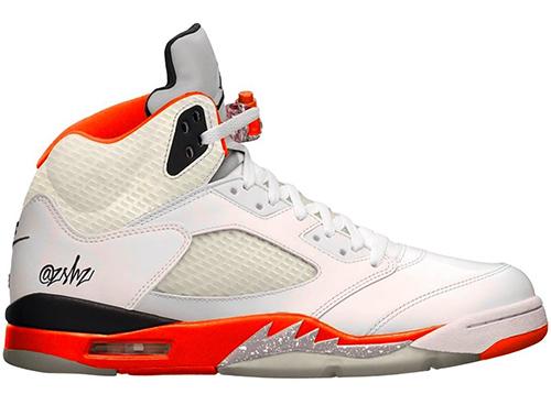 Air Jordan 5 Orange Blaze Release Date